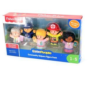 Fisher-Price Little People Community Helpers NEW